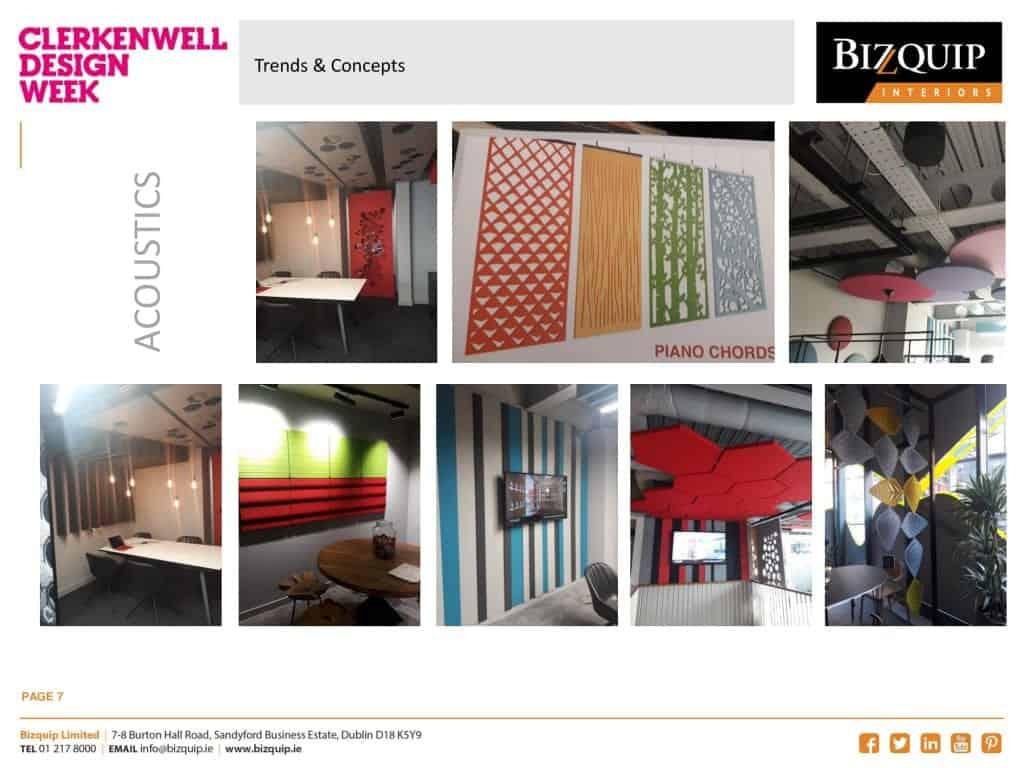 Clerkenwell Design Week – Office Trends