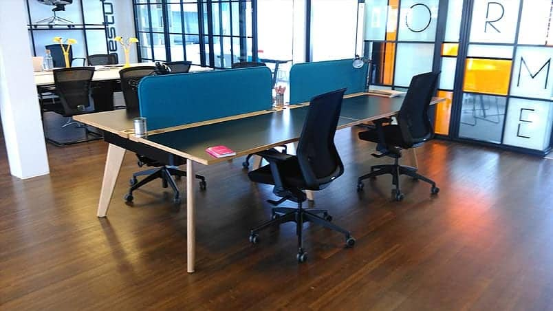 Our top 5 criteria when upgrading your office space