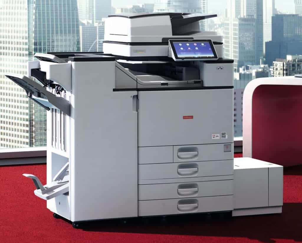 Modern offices need modern printers
