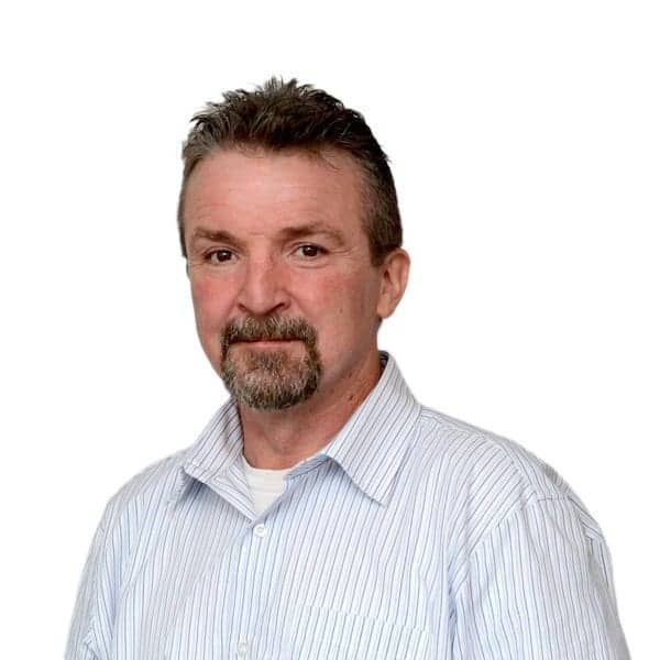 Ian White – Service Technician