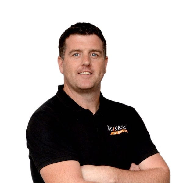 John Paul Kelly – Senior Fitter – over 14 years experience