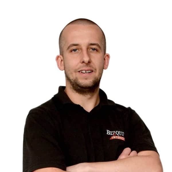 Rob Tomys – Senior Fitter - over 10 years experience