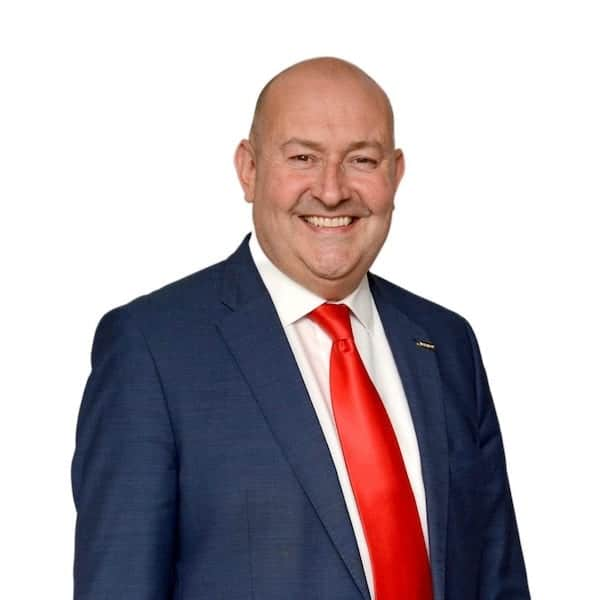 Sean Cronin – Senior Business Consultant – over 20 years experience